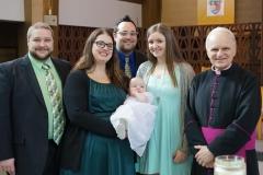 Emmy's Baptism